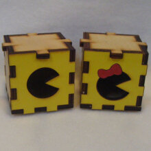 Pacman Group LED Gift Box