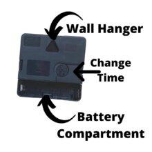 Clock Mechanism Instructions