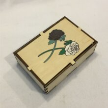 Dice Box Roses