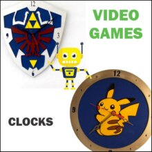 Clocks - Video Games