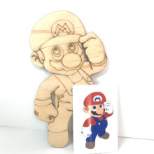 Mario coloring or painting