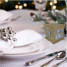 LED Centerpiece for Nerdy Wedding