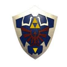 Hylian Shield from Legend of Zelda