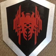 Dragon Age Family Crest Shield