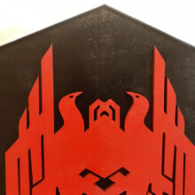 "17"" Dragon Age Family Crest Shield Cosplay Replica Costume Prop"