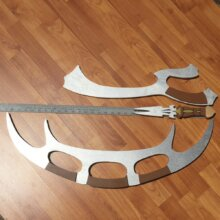 Klingon Weapons from Star Trek