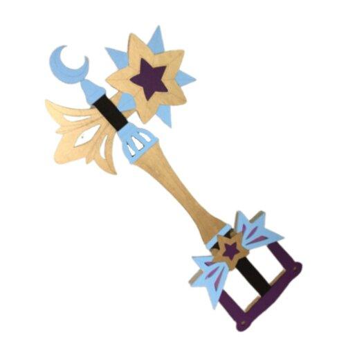 "31"" Starlight +31 Keyblade Cosplay Replica Costume Prop"