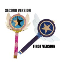 Star Butterfly Wand from the Star vs. the Forces of Evil