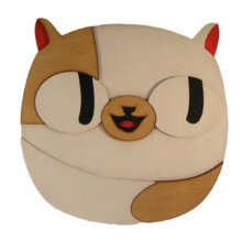 Cake the Cat Shield from Adventure Time