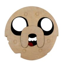 Jake the Dog Shield Adventure Time