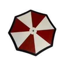 Umbrella Corp Art Insert for Clocks or Wreath Making