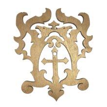 Belmont Crest from Castlevania Clock or Wreath Art Insert
