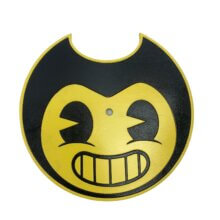 Bendy and the Ink Machine Clock or Wreath Art Insert