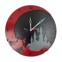 Castlevania Clock