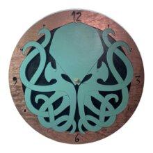Cthulu Clock