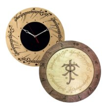 Lord of the Rings LOTR Clock
