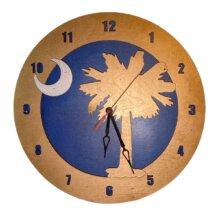 SC Palmetto Clock