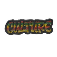 Culture Graffiti style free standing block words